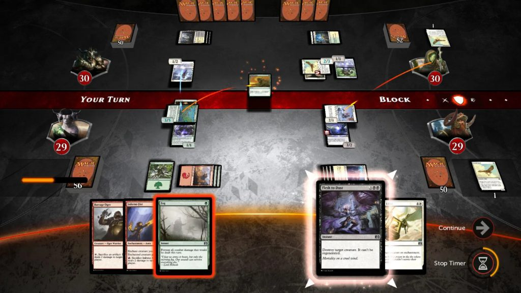 Magic: The Gathering Two Headed Giant