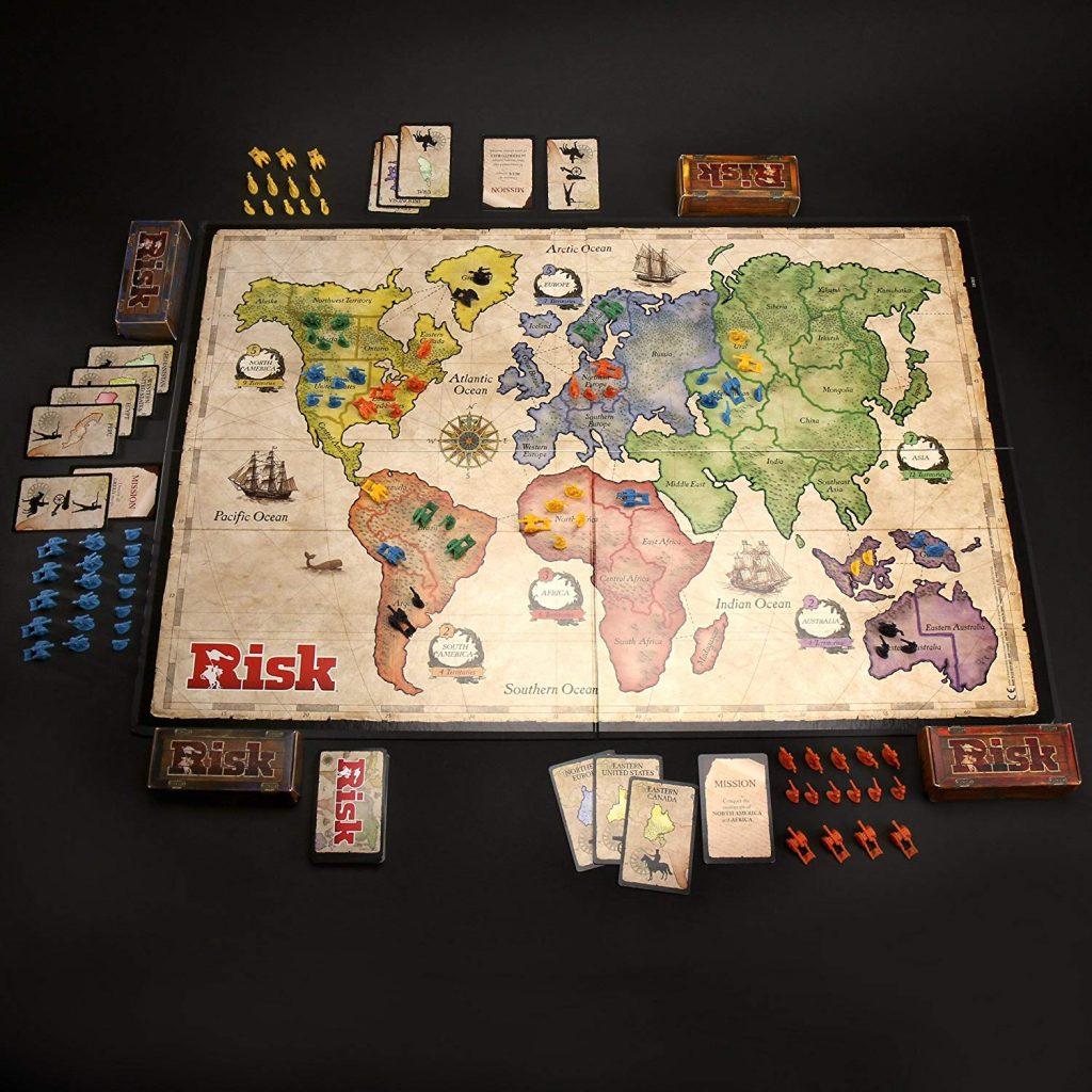 Risk the board game
