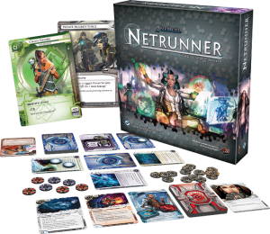 Netrunner the Card Game