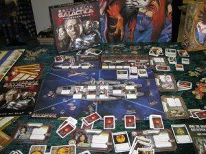 Battlestar Galactica the Board Game