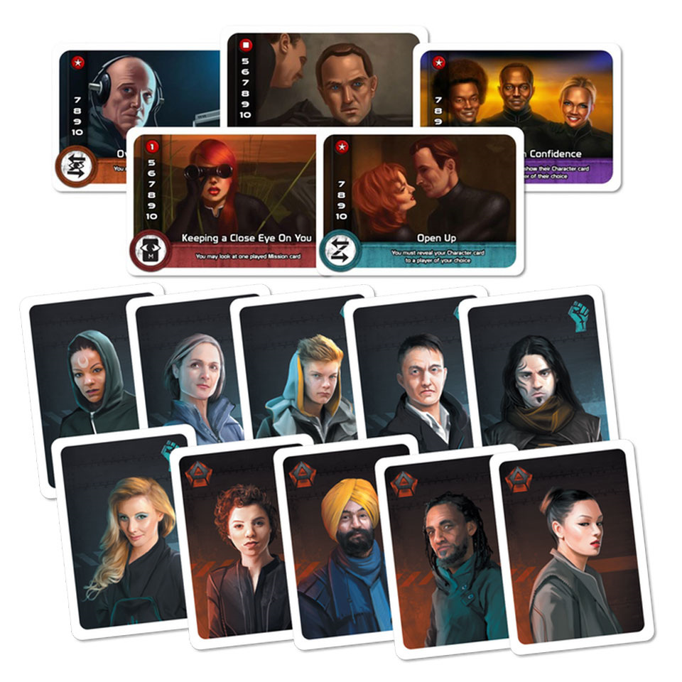 The Resistance Game 3rd Edition