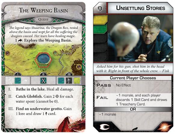 Fantasy Flight Games Cards