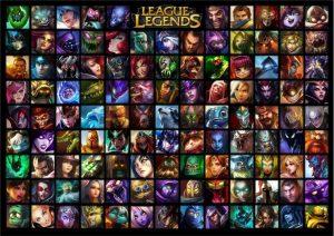 League of Legends Champions